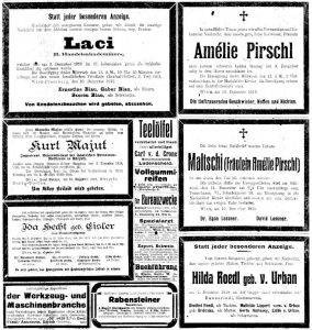 Tracing Ancestors in Historical Newspapers