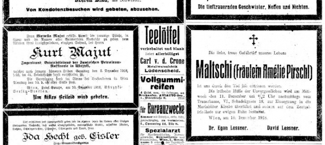 Tracing Ancestors in Historical Newspapers – Thursday Thoughts